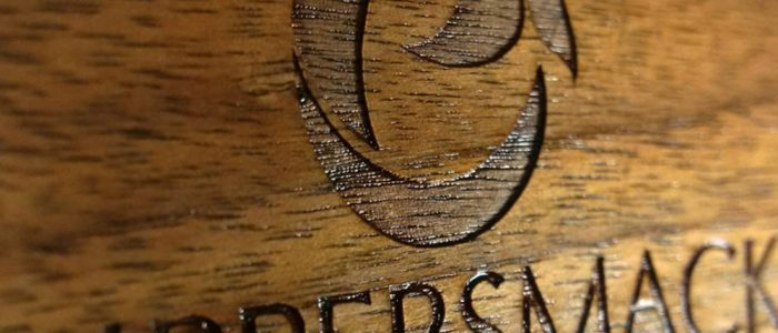 custom engraved wood signage laser engraving pros