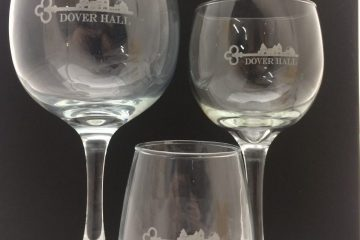 Wine Glasses Engraving DC