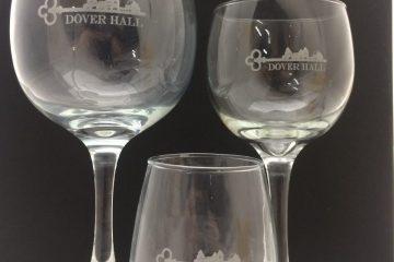Wine Glasses Engraving DC