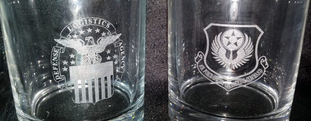 Laser Engraving Glass Washington DC