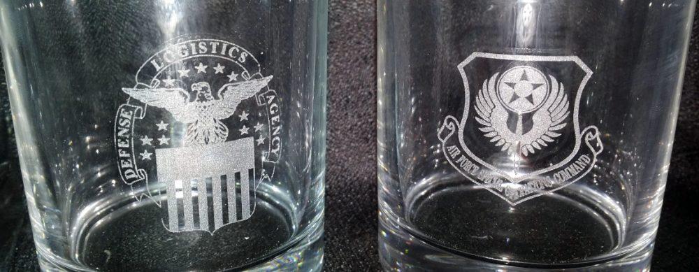 Laser Engraving Glass Washington DC