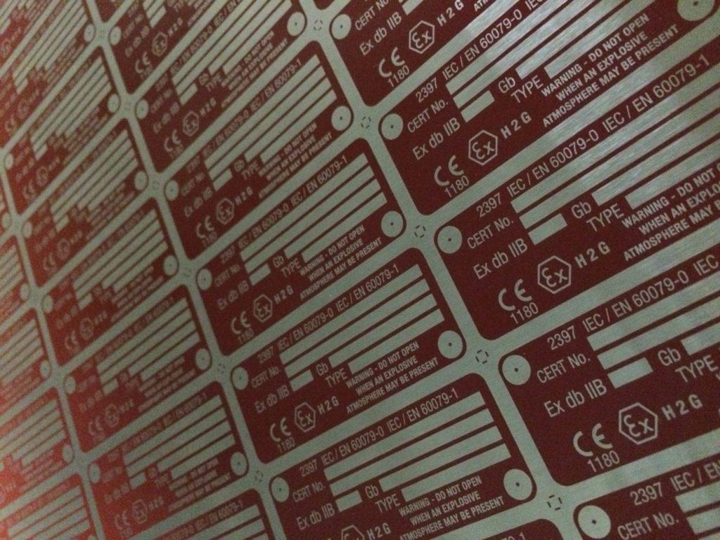 Custom Metal Tags in Bulk Quantity